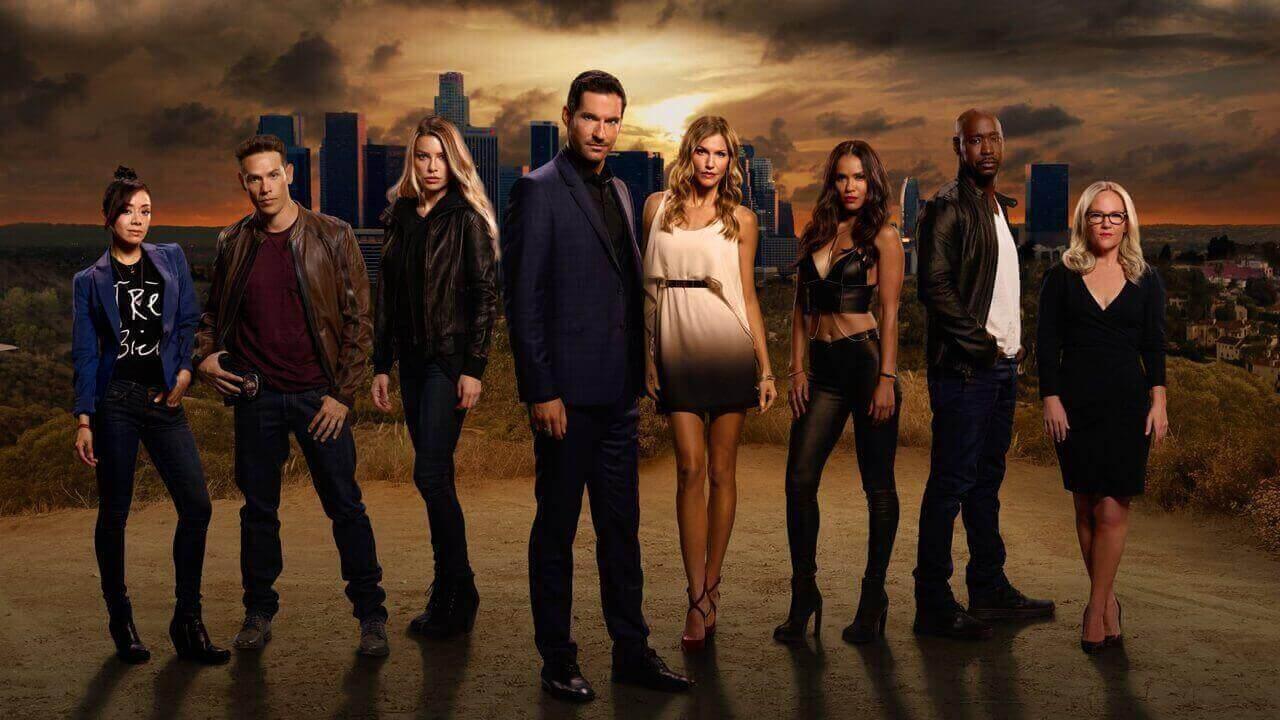 Top 5 Series on Netflix Like Lucifer - Sparepencil